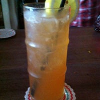 Photo taken at Sun Liquor Lounge by cloud f. on 4/24/2012