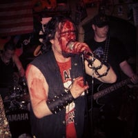 Photo taken at Hank's Saloon by Aerik V. on 8/10/2012