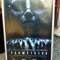 Photo taken at Cinemax by Peter Š. on 6/7/2012