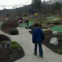 Photo taken at Fore-U Golf Center by Randall W. on 4/14/2012