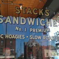 Photo taken at Stacks Sandwiches by Veronica G. on 9/7/2012