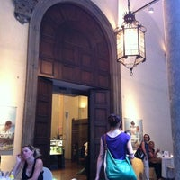 Photo taken at Caffe' Giacosa a Palazzo Strozzi by acevedo r. on 6/22/2012
