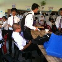 Photo taken at Dining hall, Maktab Duli PMAMB by naqib h. on 3/28/2012
