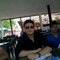 Photo taken at La Pizza by Efe K. on 7/6/2012