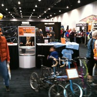 Photo taken at Portland Expo Center by Gary C. on 3/24/2012