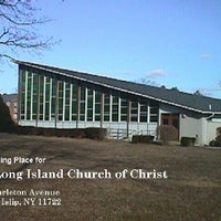 Photo taken at Long Island Church of Christ by Pedro G. on 6/25/2012