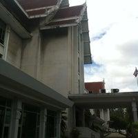 9/7/2012 tarihinde 🙇อาณาจักร โ.ziyaretçi tarafından National Library of Thailand'de çekilen fotoğraf
