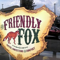 Photo taken at Friendly Fox by Wendy R. on 7/18/2012