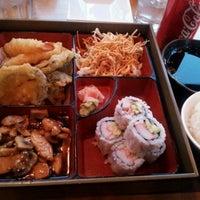 Photo taken at Hot Woks Cool Sushi by meor s. on 5/9/2012