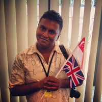 Photo taken at British High Commission by Poovan D. on 9/12/2012