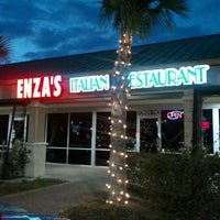 Photo taken at Enza's Italian Restaurant by Aimee A. on 2/29/2012