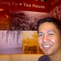 Photo taken at Kung Fu Tea House by Arnel G. on 2/12/2012