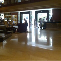 Photo taken at Royal Orchid Sheraton Hotel & Towers by aticha c. on 7/4/2012