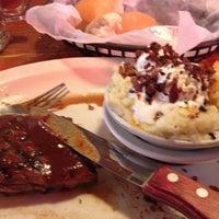 Photo taken at Texas Roadhouse by Brian E. on 3/26/2012