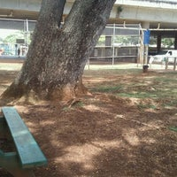 Photo taken at Moanalua Dog Park by Danielle O. on 6/5/2012