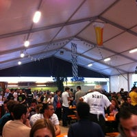 Photo taken at Materia Prima Beer (music Festival) by Damiano T. on 6/10/2012