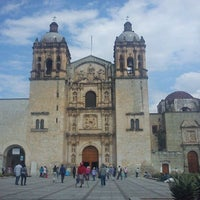 Foto tomada en Templo de Santo Domingo de Guzmán por Miguel el 4/1/2012