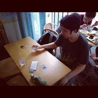 Photo taken at 카모메 / kamome by junpyo P. on 8/22/2012