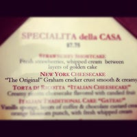 Photo taken at La Ferrara(since 1892) by Mitch D. on 4/23/2012