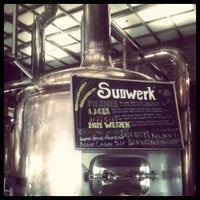 Photo taken at Sudwerk Brewery by Lisa on 8/22/2012