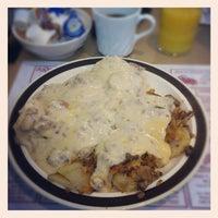 Photo taken at La La's Diner by Dan B. on 4/18/2012
