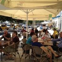 Photo taken at Cafe Cafen Bistro by Galip G. on 5/13/2012