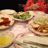 Photo taken at Maggiano's Little Italy by Hamlet B. on 7/29/2012