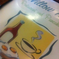 Photo taken at Willow Hills Restaurant & Pancake House by Charlotte E. on 5/12/2012