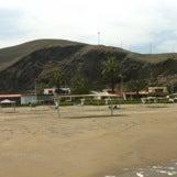 Photo taken at El Delfin De Bujama by Diego R. on 4/9/2012