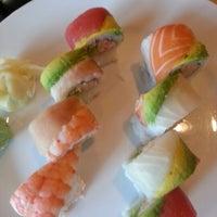 Photo taken at Hakane Sushi by Ryan L. on 8/7/2012
