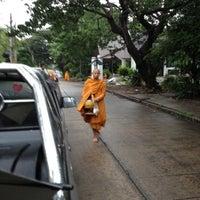 Photo taken at ลานใส่บาตร by Som O D. on 7/18/2012