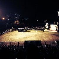 Photo taken at Rosario Sports Arena by MarLon C. on 5/12/2012