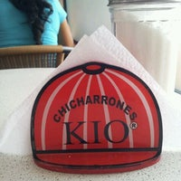 "Photo taken at Chicharrones ""KIO"" by Lili G. G. on 4/14/2012"