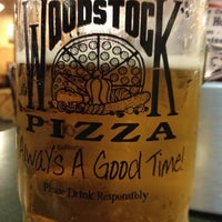 Photo taken at Woodstock's Pizza by Jessa V. on 7/3/2012