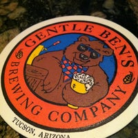 Photo taken at Gentle Ben's Brewing Co. by Ted G. on 8/10/2012
