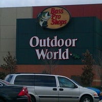 Photo taken at Bass Pro Shops by Nicole O. on 2/25/2012