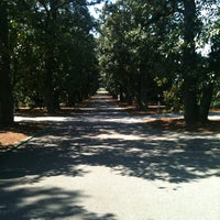 Photo taken at Augusta National Golf Club by Allan C. on 4/9/2012