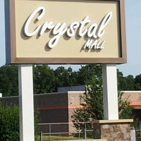 Photo taken at Crystal Mall by Irma I. on 7/3/2012