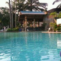 Photo taken at Felix River Kwai Resort by Nutthapon S. on 2/11/2012
