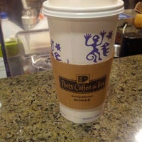 Photo taken at Peet's Coffee by Jeff S. on 3/26/2012
