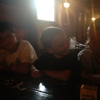 Photo taken at Pizza Barn by Amy T. on 8/4/2012