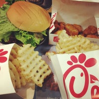 Photo taken at Chick-fil-A by Erica on 7/27/2012