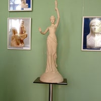 Photo taken at Одесский музей западно-восточного искусства / Odessa Museum of Western and Eastern Art by Даша Ш. on 5/8/2012