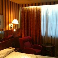 Photo taken at Senator Barcelona Spa Hotel by Martino M. on 6/17/2012