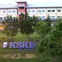 Photo taken at Kolej Sains Kesihatan Bersekutu by Nazserine on 7/12/2012