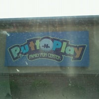 Photo taken at Putt N Play by Anna C. on 6/30/2012