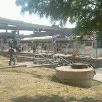 Photo taken at MetroLink - Civic Center Station by Demetrius C. on 8/23/2012