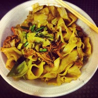 Photo taken at Xi'an Famous Foods by Teresa on 6/16/2012