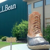 Photo taken at L.L. Bean by Mary P. on 7/7/2012