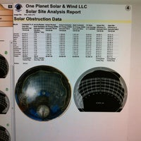 Photo taken at One Planet Solar by William H. on 6/12/2012